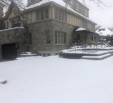 Allege de pierre St-Marc Montreal - Restauration d'allège de fenêtre Hampstead, Montréal