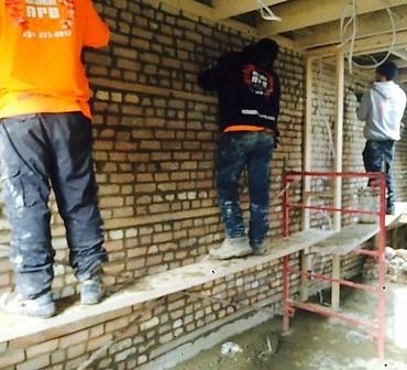 Reparation de joint de brique Montreal - Joint de brique Plateau-Mont-Royal, réparation de joint de brique Montréal, restauration de joint de brique Montréal